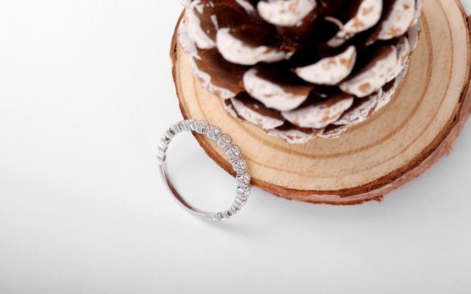 【白露】爆款网红钻戒克拉盛宴-设计款指环戒