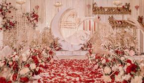 【华丽演绎】人气定制+个性轻奢DIY定制主题婚礼