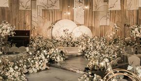 【珂珂】香槟色中式主题婚礼
