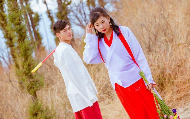 【主题拍摄】羡慕紫霞仙子和至尊宝的爱情吗,来吧!