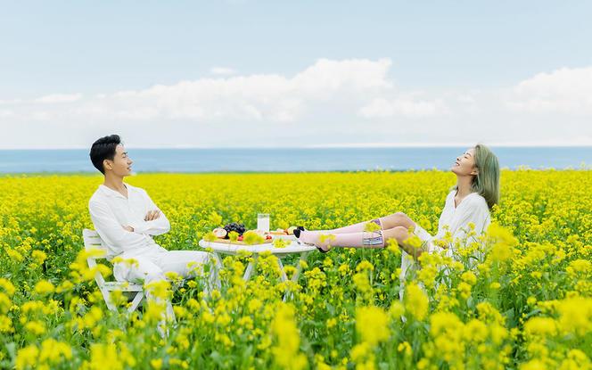 【青海爆款】青海湖+茶卡盐湖+沙漠+酒店住宿包邮