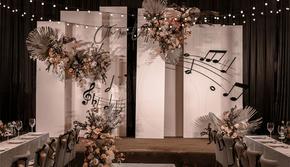 【喜糖婚礼】静静地等待花开