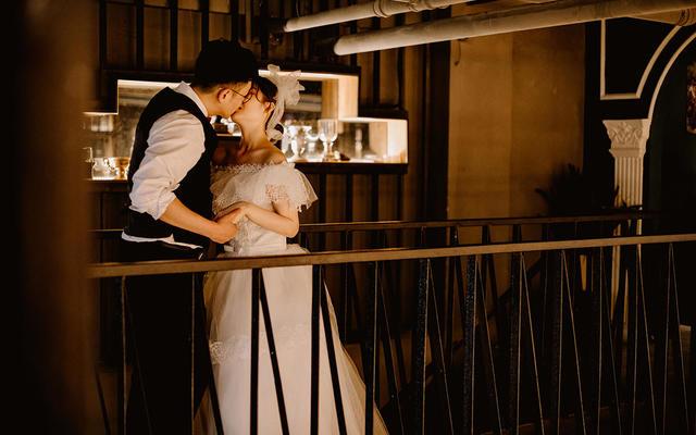 南禾视觉婚礼跟拍·酒吧外景篇
