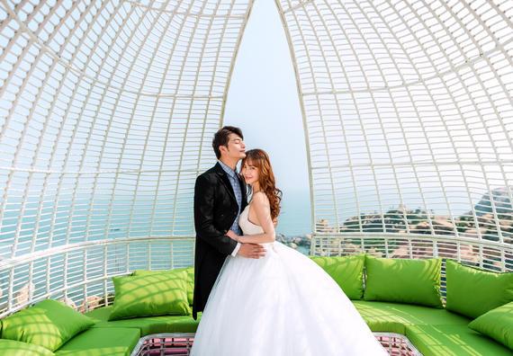 【性价比超高】那琴半岛旅拍+赠送免租全新长托婚纱