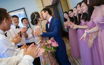 【总监】单机摄影+双机录像婚礼跟拍套餐 摄影摄像