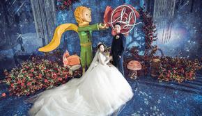 星星予怀丨DreamPark·创意童话主题系婚礼