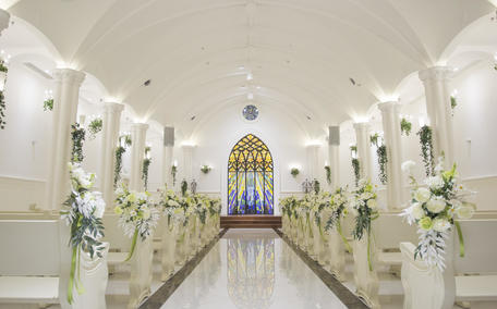 天津玫瑰里一站式婚礼堂