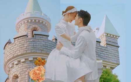 【萨尔茨堡】高端奢华套系|记录公主的恋爱