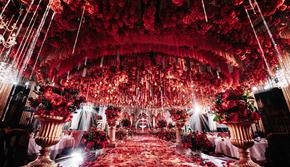 【槿诺婚礼】殿 · 花园