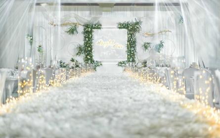【花理派婚礼】小清新婚礼性价比婚礼