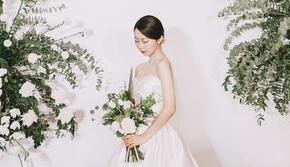 【wedding】绿白简约