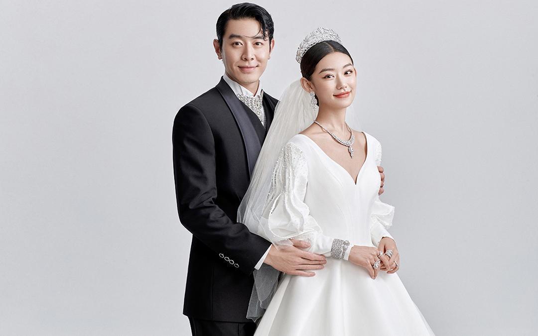 【潮婚季】专享『ai』的轻奢个性定制婚纱照