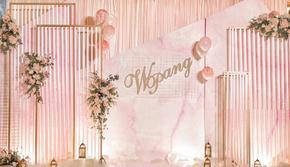 【印象派】2020大热|泰式婚礼+仪式区吊顶