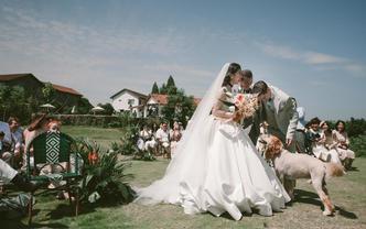 【热带猫婚礼】德式目的地婚礼