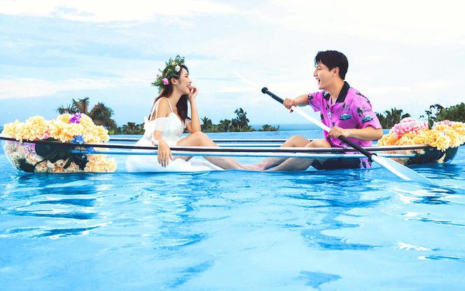 鼓浪屿厦门海湾浪漫旅拍立减2000底片全送