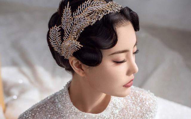 【希若婚纱】韩国婚纱礼服