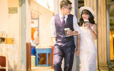 Mr.Huang&Mrs.Huang#夜景婚纱照