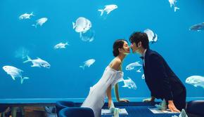 【三亚钜惠】最美清水湾+底片全送+总监拍摄+夜景