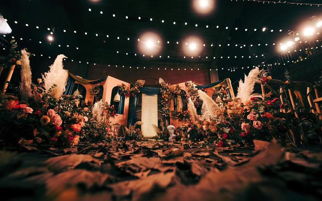 【弗洛狄亚婚礼定制】小众美式婚礼