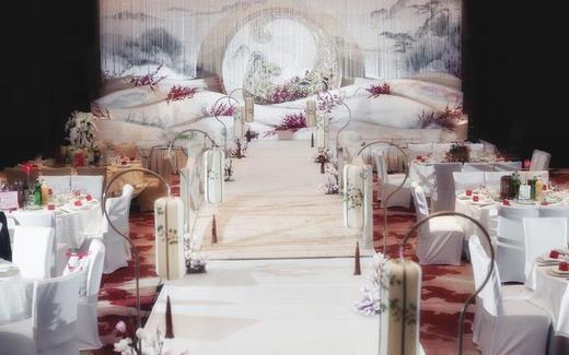 新中式婚礼 清新脱俗的中国风婚礼