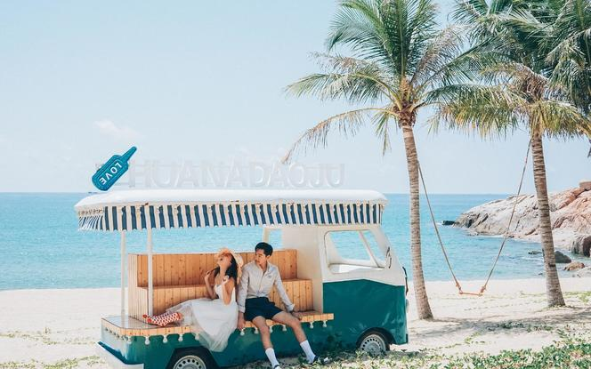 【三亚】诺丁湾海滩+赠MV免费接机+3天2晚住宿