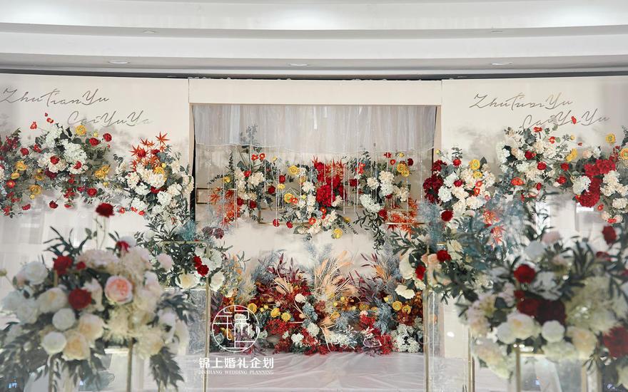 【锦上婚礼企划】  极简风