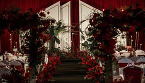 【不朽·婚礼】新品推荐——红白美式复古