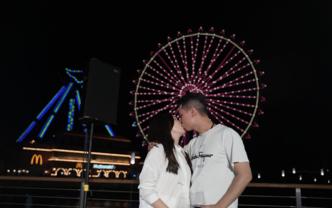 「求婚」双机录像+单机摄影+照片直播拍摄套餐