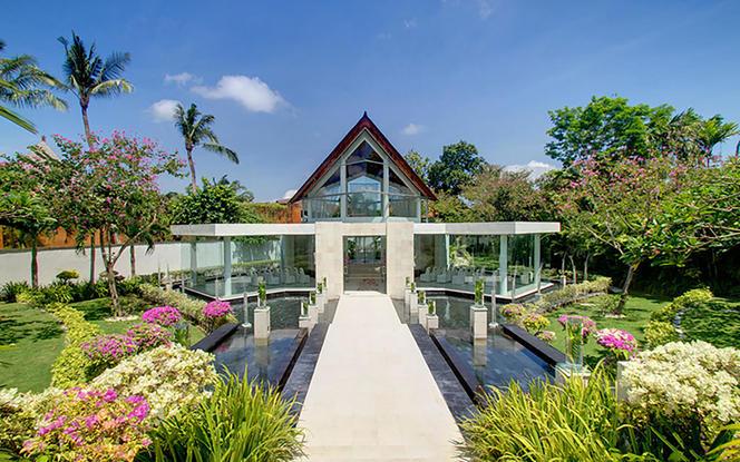 【罗曼斯海外婚礼】巴厘岛皇家仙蒂教堂婚礼