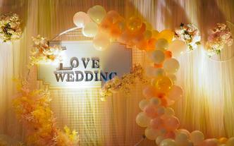 婚礼摄像(录像)单机1位摄像师