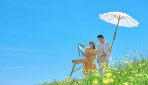 【夏日限定】宫崎骏同款婚照|主题定制|一站式服务
