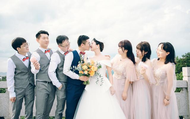 5.16 5.19婚礼总监档婚礼跟拍摄影
