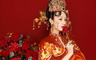 中华之美丨中式宫廷风丨8服8造丨经典传承