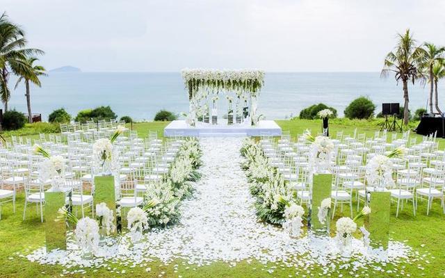 张先生&朱女士8月20日婚礼布置欣赏