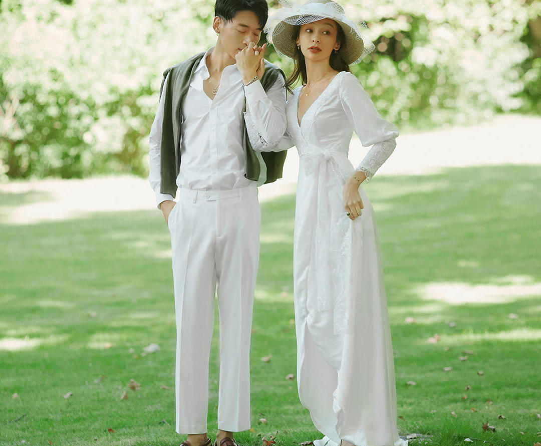 【夏季爆款】拍1送3+多风格畅拍+婚纱照底片全送