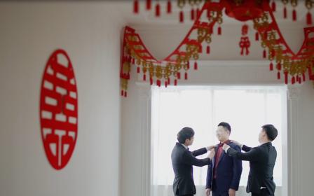 乡村纪实风格!【瞳忆视觉】婚礼单机位拍摄套餐