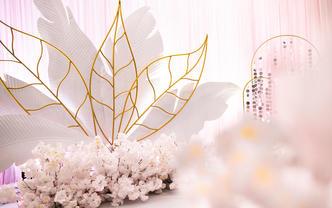 【觅屿婚礼】万元以内小型婚礼首选西式超值套餐