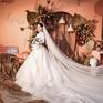 【热带猫婚礼】温暖的秋色小型室内婚礼