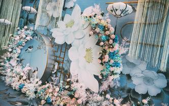 【洵美婚礼】含灯光音响|新中式婚礼|送婚礼管家