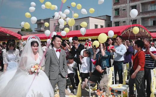 【小辉映画】2020.11.23婚礼3分钟视频