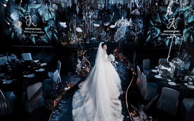 【阿凡达】蓝色神秘轻奢阿凡达主题婚礼