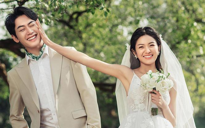 【热门套系】高级定制系列婚纱照+风格任选任拍