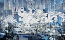 【蓝戒指婚庆】--大气梦幻蓝