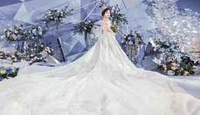 【米迪婚礼】—极具设计感,高级现代创意婚礼