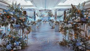 梵佐恩·蓝色唯美婚礼·《迎曦》
