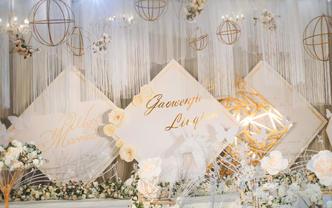 《淡淡的幸福》含四大 新年特惠 喜洋洋婚礼策划