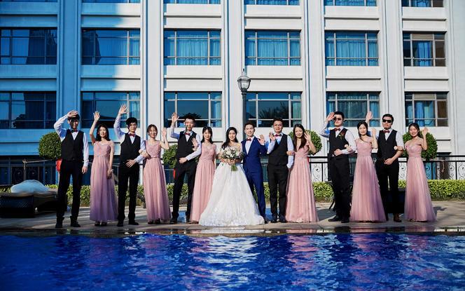 私人订制婚礼纪实双机摄影【总监档】