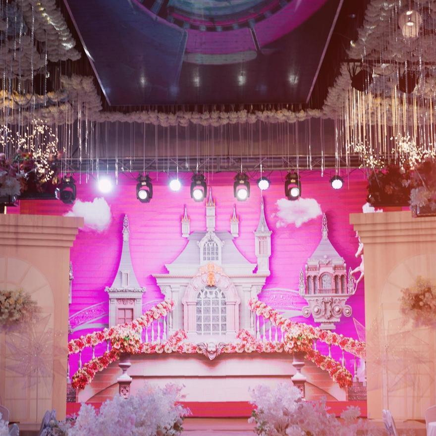 花嫁丽城主题婚礼酒店
