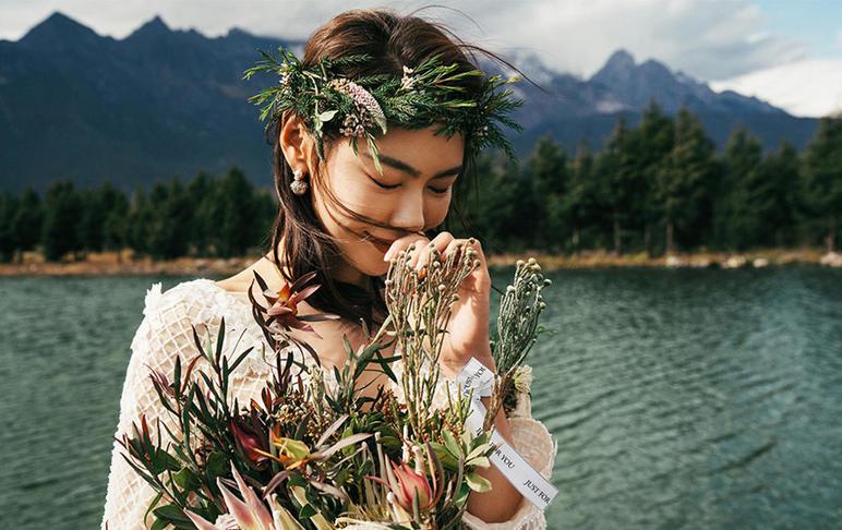 【新品任拍】春夏外景婚纱照·景点任选·不满意重拍
