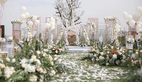 【初见】❤网红款室外婚礼❤小清新系列